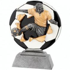 Figurina Fotbal din rasina, 10 cm inaltime