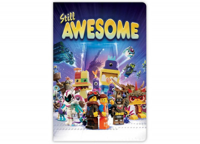 Agenda LEGO Movie 2 (52292) foto