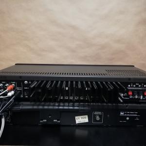 Linie Audio : Amplificator +Tuner - DUAL CT/CV 1120 - Vintage/France/Perfecta