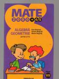 C8429 MATE, ALGEBRA, GEOMETRIE, CLASA a VII - a, DAN BRANZEI,  NEGRILA PARTEA II