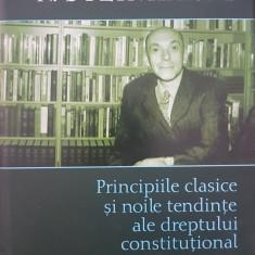 PRINCIPIILE CLASICE SI NOILE TENDINTE ALE DREPTULUI CONSTITUTIONAL - Steinhardt
