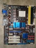 Placa de baza pentru PC- cu DDR2 - ASUS - M4A78 PRO - pentru piese -
