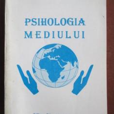 Psihologia mediului