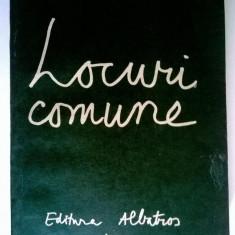 Adrian Paunescu – Locuri comune