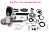 Kit Motor Bicicleta Complet 80cc Modelul Nou Calitatea 1