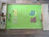 Cumpara ieftin Joc romanesc vechi Fotbal de masa Junior Prosib / Fotbal cu nasturi / SectorBall