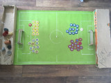 Joc romanesc vechi Fotbal de masa Junior Prosib / Fotbal cu nasturi / SectorBall