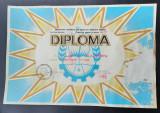 Diploma Pionieri - Tabara de pionieri si scolari de la Navodari