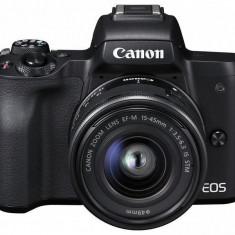 CAMERA FOTO EOS M50 BK KIT M15-45 IS STM
