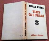 Viata ca o prada. Editura Albatros, 1977 - Marin Preda, Alta editura
