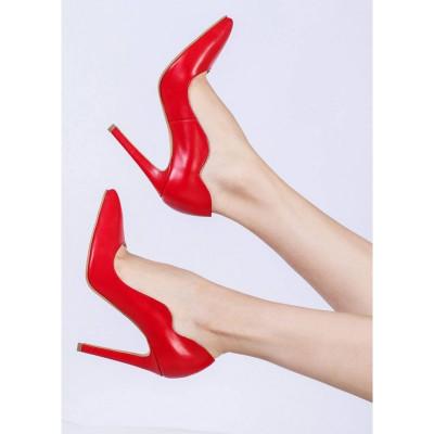 Pantofi Aria Rosii foto