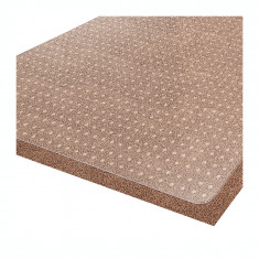 Covor pentru scaun de birou Forpus 82005 transparent 120x150 cm