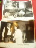 2 Fotografii din Film Primavara Bobocilor cu Dem Radulescu ,Tamara Buciuceanu