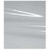 Folie geam Matrix 300x50cm - Crom ManiaMall Cars