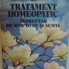 Maria Chirila - Tratament homeopatic, 1986, 253 pag.