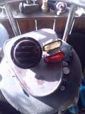 Claxon , plafoniere si bloc lumini IMS sau masina veche