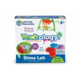 Laboratorul de slime Yuckology Learning Resources, 4 ani+