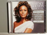 Whitney Houston - I Look To You  (2009/Arista/uk) - CD ORIGINAL/stare : F.Buna