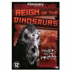 Reign of the Dinosaurs DVD