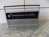 // Radio vintage portabil HGS ELECRONIC FM / MW- anii 80 / FUNCTIONAL