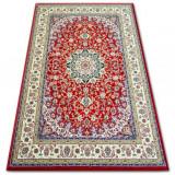 Covor Klasik 4179 roșu crem, 100x200 cm