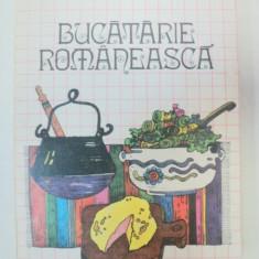 BUCATARIE ROMANEASCA-I. NEGREA,F. BUSCA BUCURESTI 1985