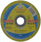 Cumpara ieftin Disc abraziv, Evotools, Klingspor, A60 Extra, D 125 mm, B 1 mm