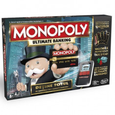 Monopoly Ultimate Banking Limba Romana