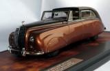 MATRIX Rolls Royce Silver Wraith Sedanca by Hooper ( Nubar Gulbenkian 1947 1:43