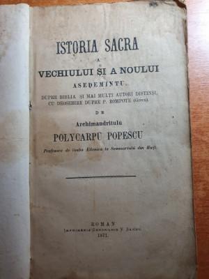 istoria sacra a vechiului si noului asedimentu din anul 1871 foto