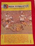 Program meci SPORTUL STUDENTESC - FARUL CONSTANTA (aprilie 1989)