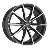 Jante SEAT IBIZA 7.5J x 17 Inch 5X100 et35 - Mak Ringe Gun Met-mirror Face - pret / buc, 7,5