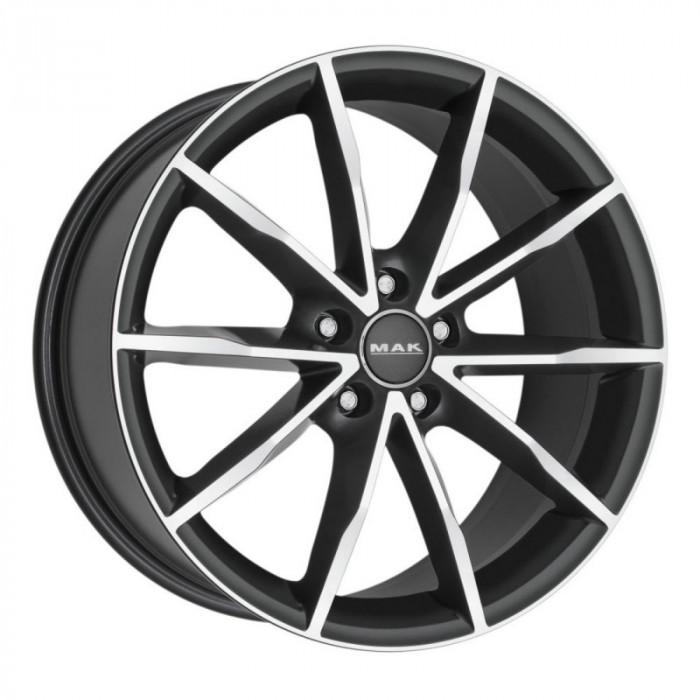 Jante SEAT EXEO - EXEO ST 8J x 19 Inch 5X112 et30 - Mak Ringe Gun Met-mirror Face - pret / buc