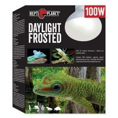 Bec REPTI PLANET Daylight Frosted 100W