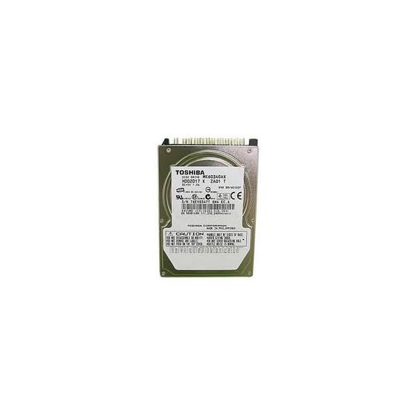 HARD Disk laptop IDE Toshiba MK6034GAX 60 GB,Internal,5400 RP