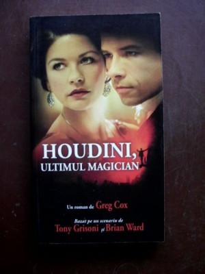 Houdini, ultimul magician foto