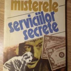 MISTERELE SERVICIILOR SECRETE - CRACIUN IONESCU