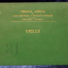 HARTA CAILOR DE COMUNICATII DIN JUDETUL VASLUI 1903