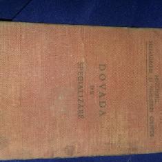 carnet,dovada de specializare,Santierul naval Viitorul BRAILA,1953,R.P.R,T.GRATU