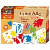 Cumpara ieftin Joc Educativ Invata Literele