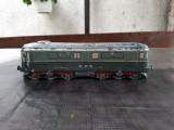 Locomotiva turnata, din aluminiu, 1:50, 0 - 1:45, Locomotive