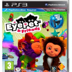 Eyepet & Friends - Move Compatible PS3