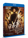 Poarta Dragonului: Orasul Pierdut / Flying Swords of Dragon Gate BLU-RAY 3D+2D Mania Film