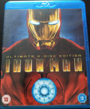 Iron Man (Ultimate Edition) (2 x BluRay)