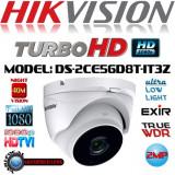 Cumpara ieftin Camera de supraveghere HIKVISION DS-2CE56D8T-IT3Z , lentila 2 mp varifocala