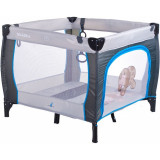 Tarc de joaca pentru copii Caretero Quadra Gri