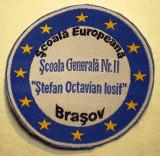 5.533 ROMANIA ECUSON SCOALA GENERALA EUROPEANA 11 STEFAN OCTAVIAN IOSIF BRASOV