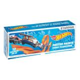 Set 12 acuarele - Hot Wheels, Starpak