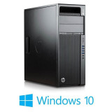 Workstation Refurbished HP Z440, E5-2678 v3 12-Core, SSD, Quadro M4000, Win 10 Home