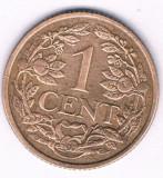 Moneda 1 cent 1960 - Suriname, Africa